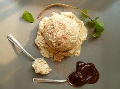 Homemade Coffee Ice Cream and Dark Chocolate Sauce | Tasty Kitchen: A Happy Recipe Community!
