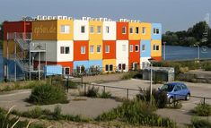 City Center Lofts, Green Container Condos by Kalkin - Pesquisa Google