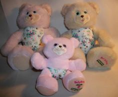 38 PC Fisher Price Briarberry Collection Berry Jane Sarah Berry Baby Anna Bears | eBay