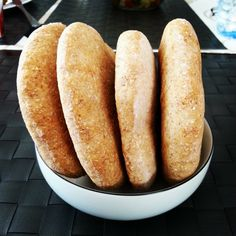 Chocolate Muffin Blog: Chlebek pita