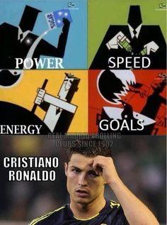 Professor knows how to make good soccer players   Cristiano Ronaldo ❤️