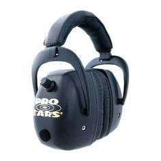 Pro Ears - Pro Mag Gold - Electronic Hearing Protection and Amplification - NRR 30 - Shooting Range Ear Muffs Ear Protection For Shooting, Electronic Ear Muffs, Outdoor Shooting Range, Best Noise Cancelling Headphones, Shooting Accessories, Earmuffs, Audiophile, Ears