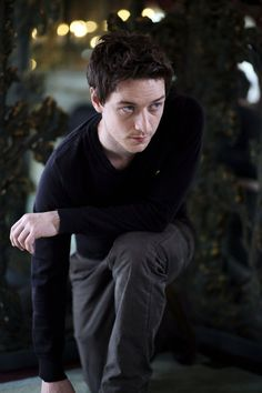 James McAvoy by Mark Chilvers