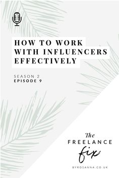 How to Work with Influencers Effectively & Successfully Digital Marketing Strategy, Social Media Marketing, Marketing Ideas, Instagram Influencer, Influencer Marketing, Instagram Tips, Creative Business, Branding Design, About Me Blog
