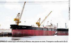 Petroleiro Joao Candido sera entregue a Transpetro no proximo dia 25 com pompa e circunstancia