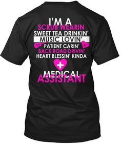 Limited Edition - Medical Assistant Zweet Prints Love it and i want it now :)  if only it said vet tech