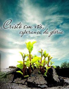 Cristo ♦ Esperança da Glória ~ Senhora Inspiração!