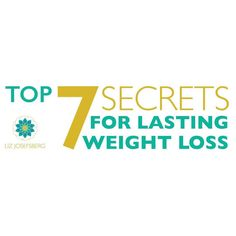 Join my newsletter & get a FREE copy of my Top 7 Secrets For Lasting Weight Loss! < Link in profile > #LizJosefsberg #WordsOfLizdom #health #happiness #healthyeating #healthyliving #wellness #WeightLoss #WeightWatchers #wwsisterhood #workout #fitness #instagood #exercise #motivation #goodhealth #inspo #inspiration #bestlife #selflove #instahealth #gratitude #loseweight #loveit #free