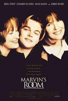 Leonardo DiCaprio, Meryl Streep, and Diane Keaton in Marvin's Room