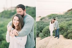 Engagement Photos At Sunset Cliffs Natural Park by Mandy Ford Photography http://mandyford.com