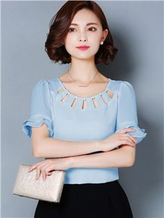 4ee196003a3c6 Cheap Beautiful Blouses for Women Online
