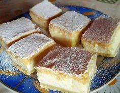 Receptek, és hasznos cikkek oldala: Ellenállhatatlan tejfölös-pudingos sütemény – Könnyen elkészíthető, olcsó és nagyon finom