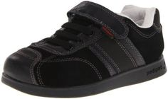 pediped Flex Carson Fashion Sneaker (Toddler/Little Kid) pediped. $55.00. Accepted by the American Podiatric Medical Association. leather. Flexible, lightweight sole. Breathable leather lining. Endorsed by researchers associated with Harvard Medical School. Rubber sole. Flex fit system for extended wear