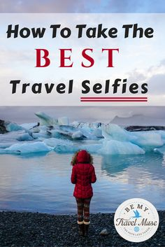 15 quick and easy tips on how to take travel selfies that look natural, fun, and beautiful. All you need are a few tools and methods and it's simple!