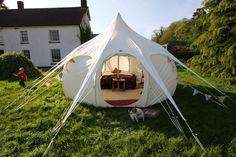 Das Zwiebelzelt | Diese 23 Zelte machen den Ausflug in die Natur zum unvergesslichen Erlebnis