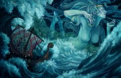 """Norse Gods and Goddesses 