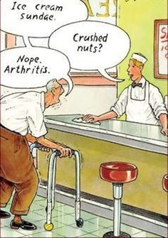 funny old age cartoon joke Hilarious Cartoon Joke   ROFL!!
