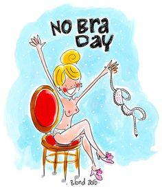 No bra day ✿ Blond Amsterdam ✿