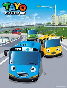 [타요] 꼬마버스 타요 / [TAYO] The Little Bus ※ [사진제공_아이코닉스] 본 저작물의 무단전제 및 재배포를 금합니다. copyright ⓒ by ICONIX / All pictures can not be copied without permission.