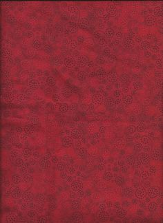 Essentials Red Cotton Fabric by Wilmington Prints by KellysCreations10 on Etsy