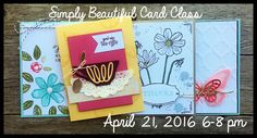 Pink Buckaroo Designs: April Classes and Events