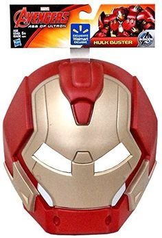 Marvel Avengers Age of Ultron Hulk Buster Mask Exclusive Roleplay Toy Avengers 2 Movie, Hulk Avengers, Pokemon Party Decorations, Spiderman Action Figure, Godzilla, Baby Marvel, New Power Rangers, Lego Custom Minifigures, Age Of Ultron