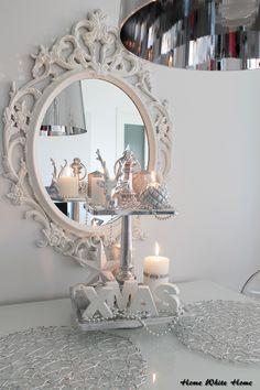 White&silver X-mas <3 Home White Home -blog