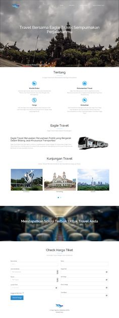 Amazing web design for church profile. designed by: Ladita ...