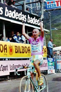#MarcoPantani  #PersonalTrainerBologna #sport #ciclismo #bicicletta