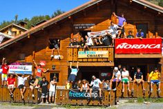 Freeskicamp family. join us!