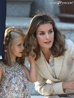 Queen & Princesses Watchers: Rencontre avec le Pape, Madrid