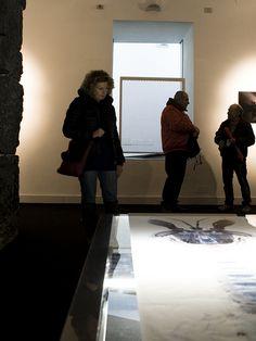 Mauro Panichella - LIGHT FLOW THRESHOLD by Galassi Mario, via Flickr  #mauropanichella #panichella #art #scannerart #contemporaryart #installationart #scannography #digitalart