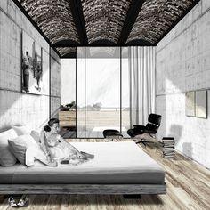 Apartmenthaus von Dellekamp Arquitectos / Hollywood in Mexiko - Architektur und Architekten - News / Meldungen / Nachrichten - BauNetz.de