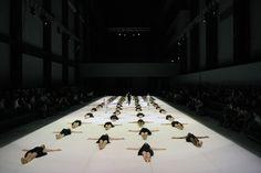 Michael Clark Company at Tate Modern Turbine Hall Residency th 2011 Turbine Hall, Leigh Bowery, Architecture Art Design, Call Art, Dance Company, Famous Photographers, Dance Photography, Installation Art, Photo Art