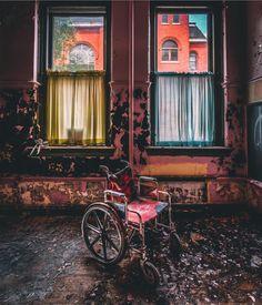 Abandoned After Dark