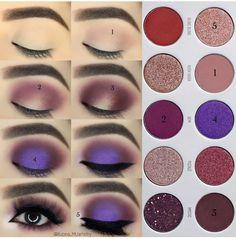 Eyeshadow Tutorials For Perfect Makeup – So Easy Even Beginners Can Learn eye makeup tutorial; eye makeup for brown eyes; eye makeup for brown eyes; Skin Makeup, Makeup Eyeshadow, Makeup Brushes, Pink Eyeshadow, Easy Eyeshadow, Beauty Makeup, Eyeshadow Makeup Tutorial, How To Do Eyeshadow, Brown Eye Makeup Tutorial