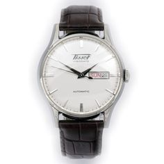 b02b429a239 Tissot Heritage Visodate via MarCels. Click on the image to see more!