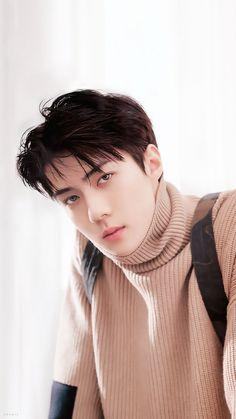 Very handsome and is Sehun Baekhyun Chanyeol, Sehun Hot, Park Chanyeol, Foto Sehun Exo, Seokjin, Exo 2017, Exo Korea, Luhan And Kris, Exo Album
