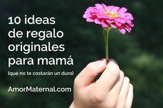 Feliz Día de las Madres 2015: 10 ideas de regalo originales para mamá (que no te costarán un duro) | Amor Maternal