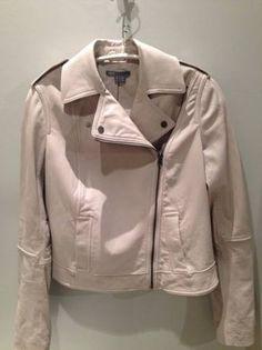 Vince leather jacket! #vince