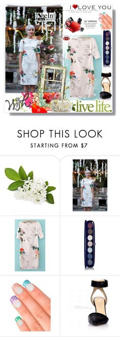 """shein"" by bellamonica ❤ liked on Polyvore featuring Marc Jacobs, Elegant Touch and Alexander McQueen"
