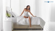 Make your bedroom comfortable and individualized to you and your partner's needs. Create a perfect #sleep haven with #SleepNumber #beds and #bedding accessories.