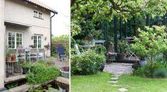 Rum, Magnolia, Outdoor Structures, Patio, Garden, Outdoor Decor, Plants, Home Decor, Garten