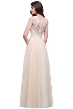 fb55453a9d4 Bridesmaid Dresses Robe Demoiselle D honneur Sexy Illusion Lace Convertible  Long Light Champagne