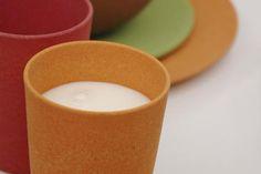 Zuperzozial Zip Cup - bekers drinkbekers bamboe servies - EcoZo