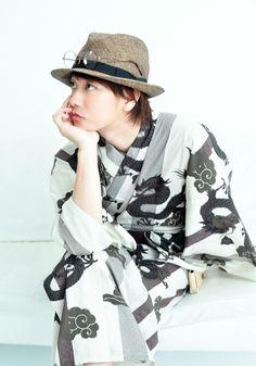 佐藤健×武井咲『るろうに剣心 京都大火編』/Photo:Naoki Kurozu