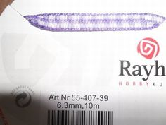 Rayher lint 6 - Decorations