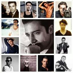 Some of my favorite pictures over the last couple of years, Gilles Marini, Latino Men, Gorgeous Men, Beautiful, Man Candy, Sexy Men, Surfing, Actors, Photo And Video