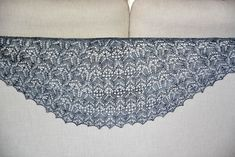 Ravelry FREE Hirondelle pattern by Corinne Ouillon