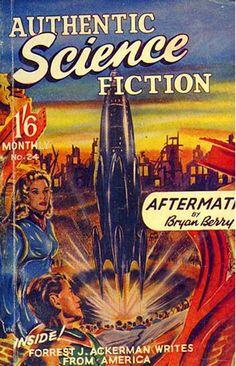 Authentic Science Fiction #24 (Aug 1952)